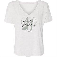 Wedding Planner Heart