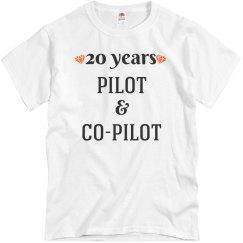 20th anniversary pilot 7 co-pilot