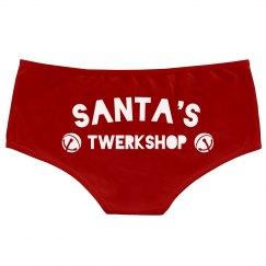 Santa's Twerkshop