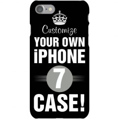 Customize Your Own iPhone Case
