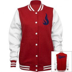 Liberty flames women's jacket 2.