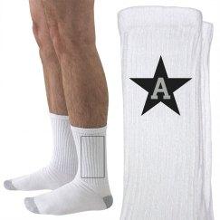 Alpha and star