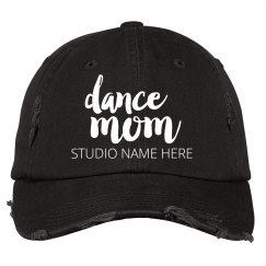 Dance Mom Custom Studio Hat