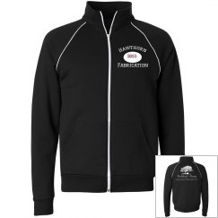 Black Zippered Jacket