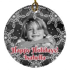Photo Upload Holiday Gift