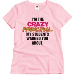 Crazy Principal
