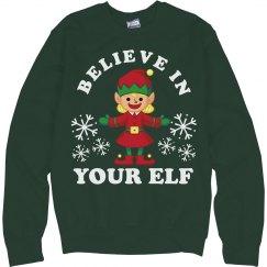Believe In Your Elf