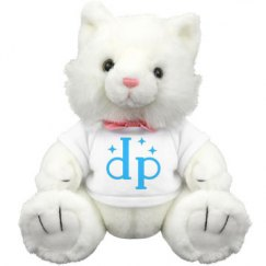 DP Kitty Stuffed Animal