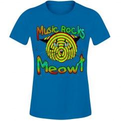 Music Rocks Meowt