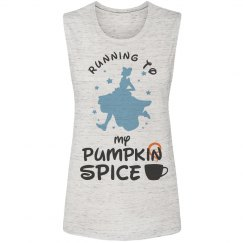 Running To My Pumpkin Spice