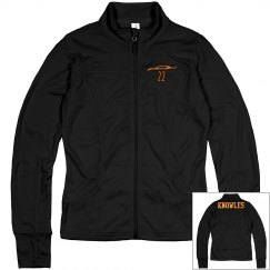 women's team jacket