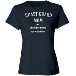 Coast guard mom cool
