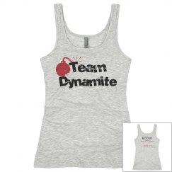 Team Dynamite Old Logo