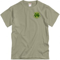 Wildland Firefighter Maltese crest
