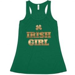 Shiny Irish Girl