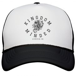 Kingdom Minded Trucker Cap