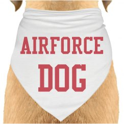 Airforce dog