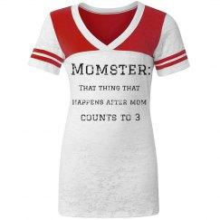 Momster ...