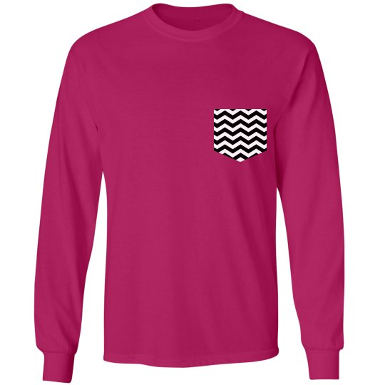 B2D Long sleeve Tee