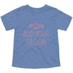 Toddler Triblend Tee