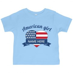 Personalized American Cutie