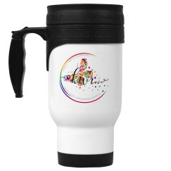KWR Logo Travel Mug