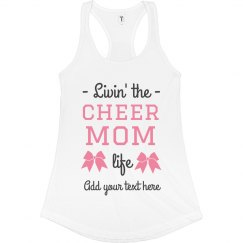 Livin' the Cheer Mom Life