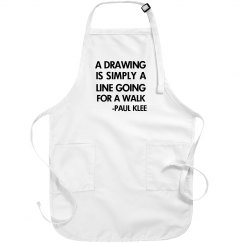 Art Teacher Apron
