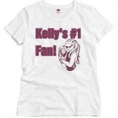 Kelly's Number 1 Fan