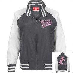 Cheer Squad Varsity Jacket