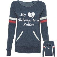 Sailor Girlfriend Sweater