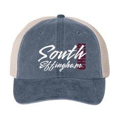 South Effingham Cheer Hat