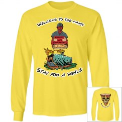 Welcome To The Party (long sleeve)