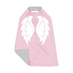 Angel Toddler Halloween Cape