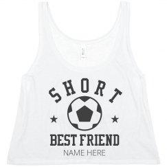 Custom Short Sports Best Friend