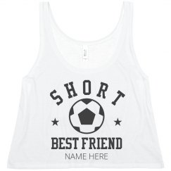 Custom Short Sports Best Friend