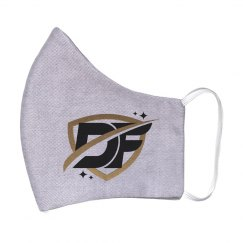 TDF Shield Logo Mask