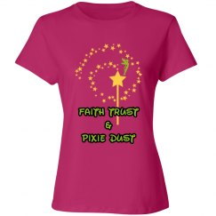 Faith Trust & Pixie Dust