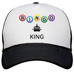 Bingo King Trucker Hat