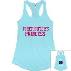 Firefighter girlfriend 1