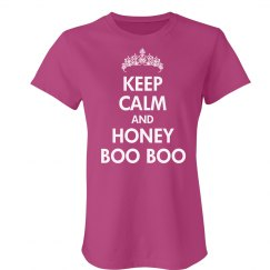 Keep Calm Honey Boo Boo