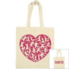Dancer loves dance