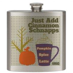 Just add Cinnamon Schnapp