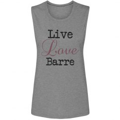 Live love barre