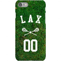 Custom LAX Number All Over Print