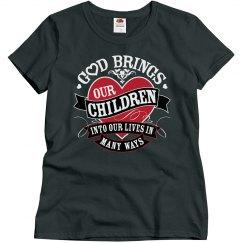 Christian Adoption Tattoo