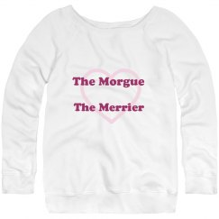 The Morgue The Merrier Sweatshirt