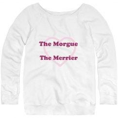The Morgue The Merrier Sweatshirt