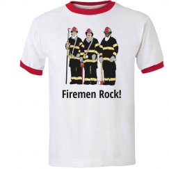 Firemen rock
