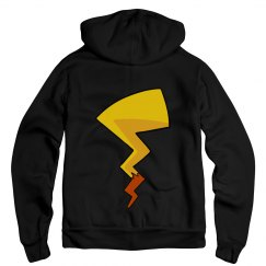 Electric Mouse Hoodie